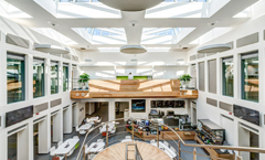 Wellbeing in the Workplace: Bristol Water Headquarters