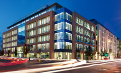 BCO East Anglia: New Agile Office Environment for Deloitte in Cambridge