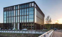 BCO NextGen North - Talk & Tour of Number One Kirkstall Forge, Leeds