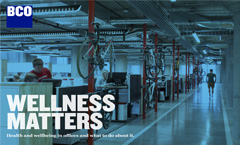 Joint BCO & IPF Breakfast Seminar: Wellness Matters