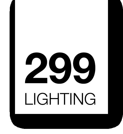 299 lighting