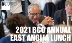 2021 East Anglia Lunch