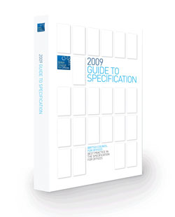 Bco bco guide to specification for Office design guidelines uk