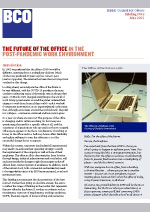 The Future of Office Post Pandemic