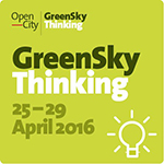 Green Sky Thinking 2016 Logo