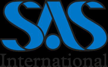SAS International Logo