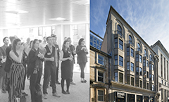 BCO NextGen Scotland: 100 West George Street Tour and Workplace of the Future Exhibition
