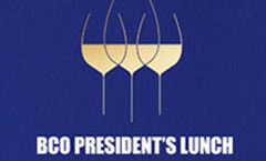 BCO President's Lunch 2018