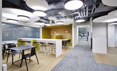 New Agile Office Environment for Deloitte in Birmingham