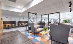 BCO East Anglia Talk & Tour: AstraZeneca's Offices, Eastbrook
