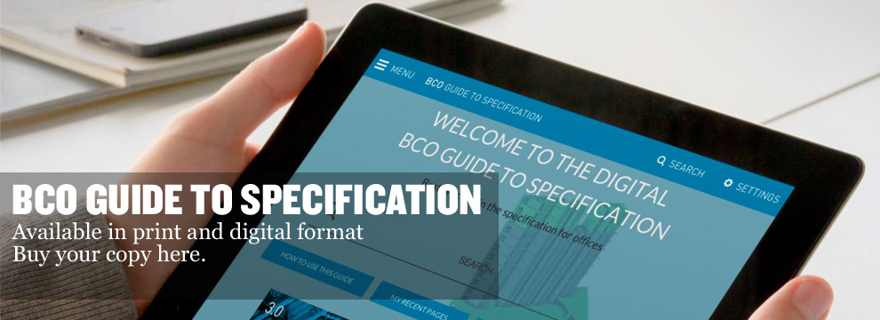 BCO GUIDE TO SPECIFICATION