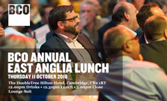 Inaugural BCO Annual East Anglia Lunch