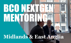 BCO NextGen Midlands & East Anglia: Virtual Mentoring Event