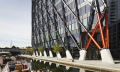 BCO NextGen London: Talk & Tour of the Brunel Building