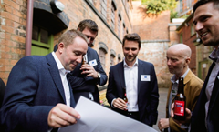 BCO NextGen Midlands & East Anglia: Summer Social & Westside Walking Tour