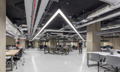 BCO Talk & Tour: RocketSpace, London