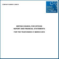 BCO Annual Accounts 2009-10