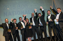 BCO National Awards 2015